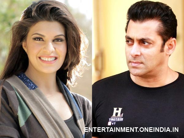Is Salman UPSET With Jacqueline?