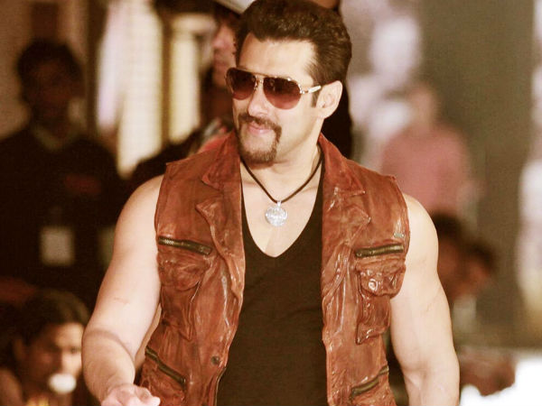 Double Role For Salman Khan?