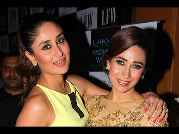 Kareena On The Best Style Lesson From Her Sister Karisma
