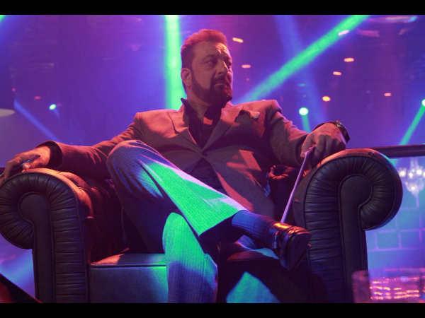 Sanjay Dutt as gangster in 'Saheb, Biwi Aur Gangster 3'