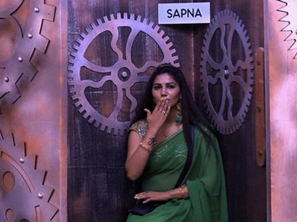 Sapna's Show At Morena Was Also Halted In Similar Way!