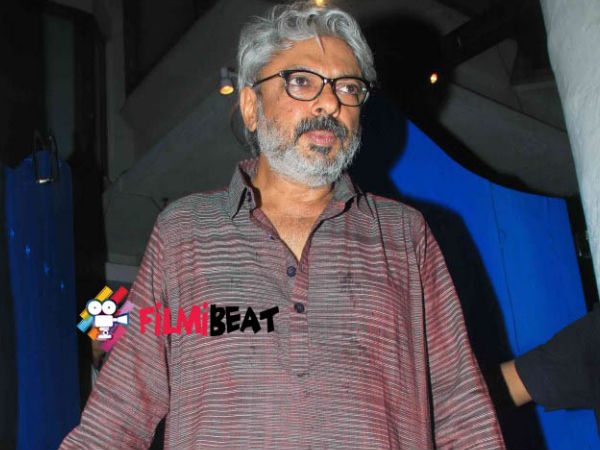 'It's Sanjay Leela Bhansali First & Anyone Else Comes Next'