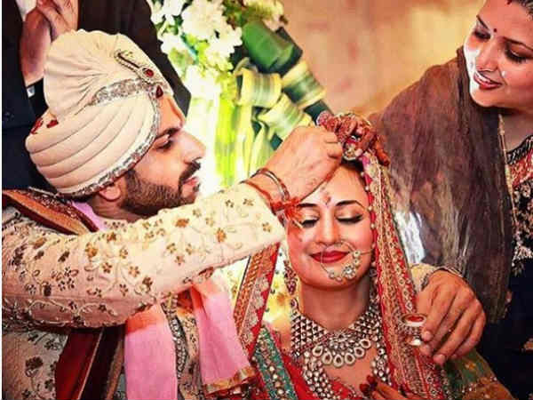Divyanka Tripathi and Vivek Dahiya Had An Arranged Marriage