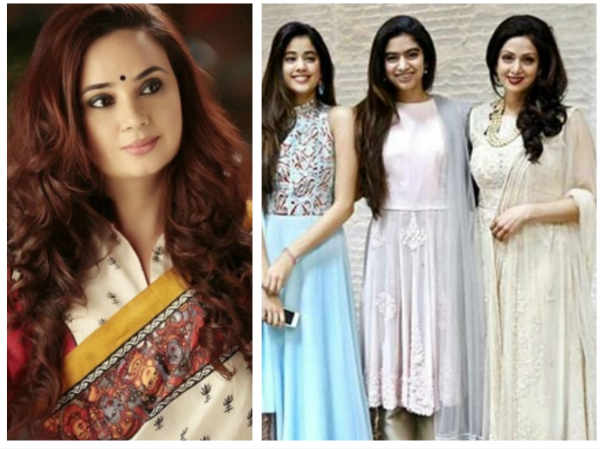 Shalini Kapoor Is Worried About Sridevi's Daughters