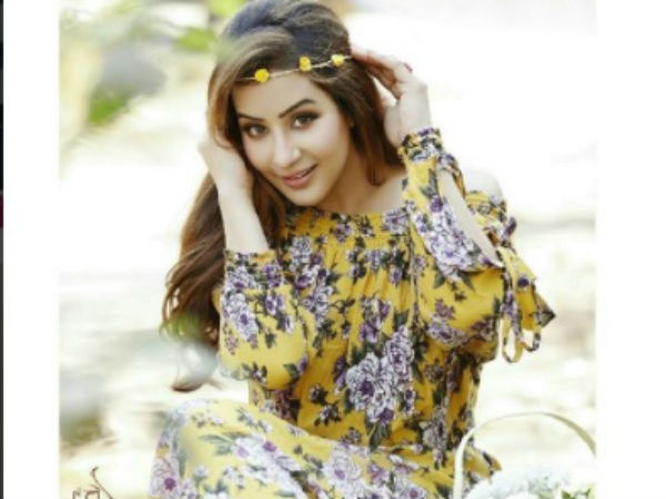 Shilpa Is Glowing In Her Latest Photoshoot