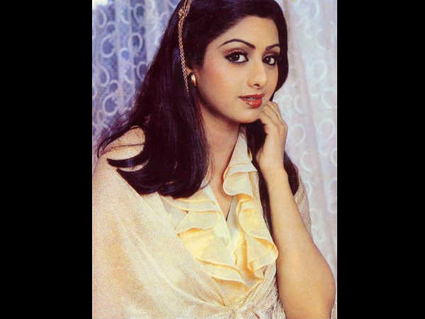 Sridevi On Her Favourite Dream