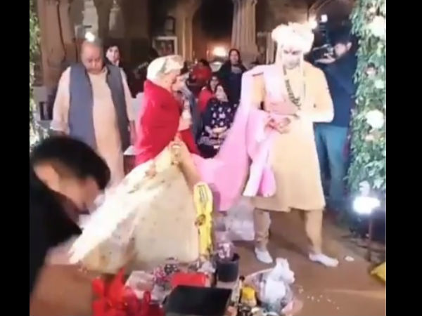 Gautam Rode - Pankhuri Awasthy Get Married Looking Gorgeous As Ever - Watch Videos