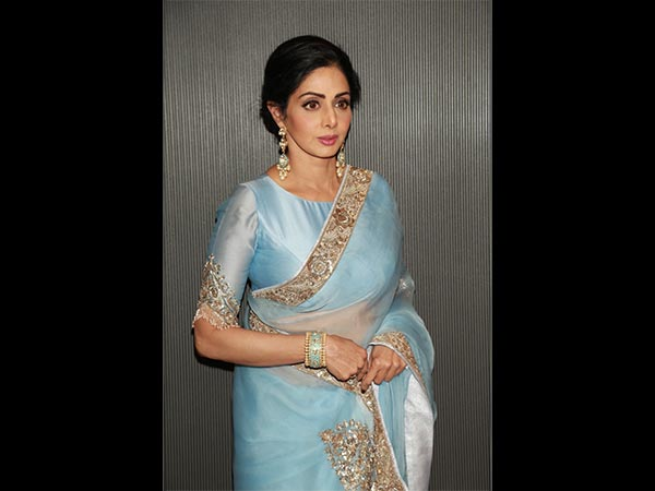 Everyone Wanted To See Sridevi