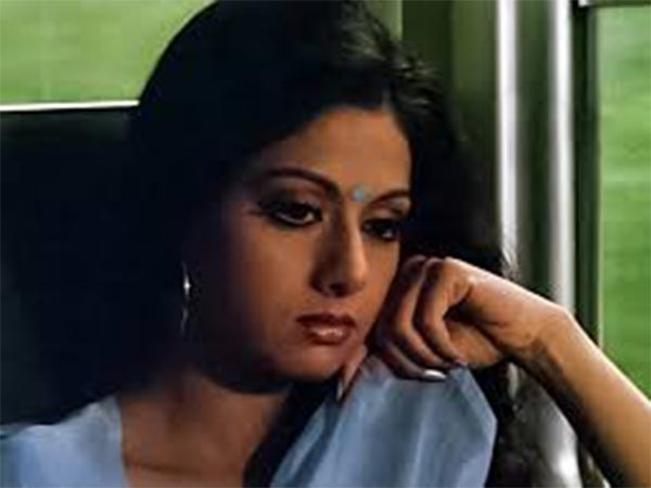 Her Sister Put A Case On Sridevi