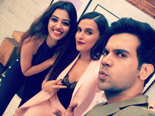 Neha On Hosting BFFs With Vogue