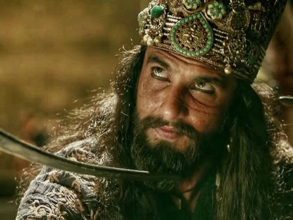 When Shahid Was Asked If He Wished To Play Khilji?