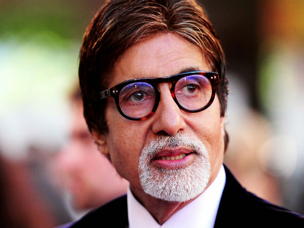 Amitabh Bachchan Admitted To Hospital