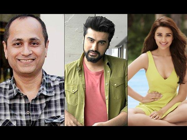 Arjun Kapoor & Parineeti Chopra's Namastey England To Kickstart In Amritsar!