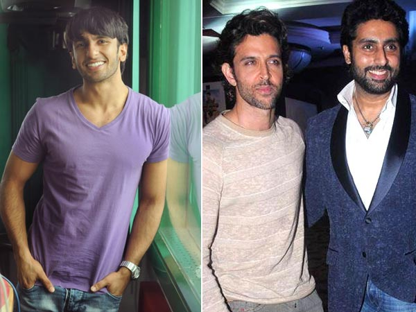 SAD REALITY! When Ranveer Singh KILLED His Dream Of Becoming An Actor Cos Of Abhishek & Hrithik