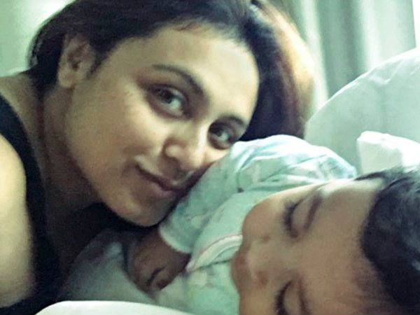 Rani Mukerji Became An Actor By Default; Wants Adira To Learn Boxing & Dancing