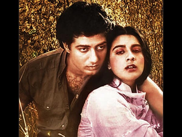 Sunny Deol Was Cheating On Amrita