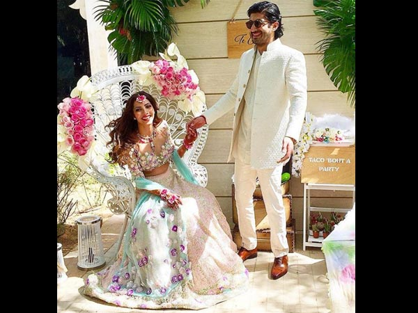 Sridevi To Sonam Kapoor: Who's Wearing What At Mohit Marwah's Wedding