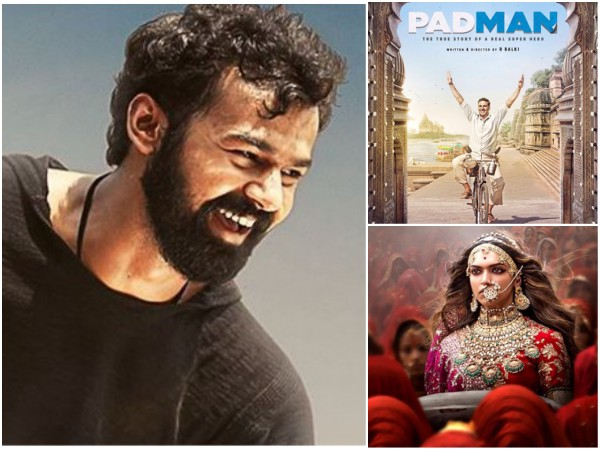 Aadhi Box Office: Overtakes Bollywood Biggies PadMan & Padmaavat!