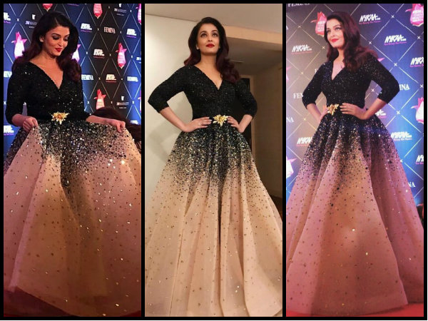 STOPPED AGEING OR WHAT? Aishwarya Rai Bachchan's KILLING IT At Femina Beauty Awards; Big B Joins Her