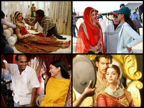 OH MY! Aishwarya Rai Bachchan's UNSEEN PICS As A BRIDE From Jodha Akbar Sets Are DIVINELY GORGEOUS!