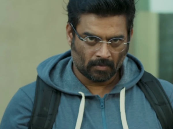 'Breathe' Brings Out Nefarious Side Of R Madhavan!