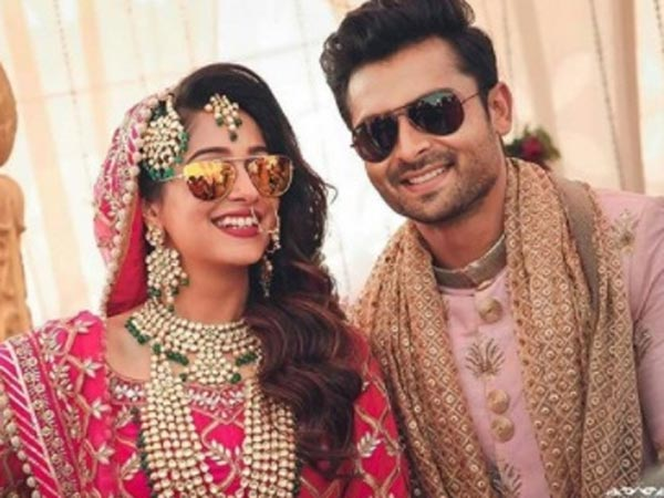 CANDID PICS! Dipika & Shoaib's Filmy Yet Traditional Wedding Is What Every Couple Would Dream Of!