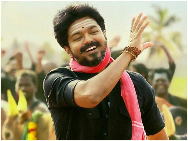 Favourite Movie - Mersal