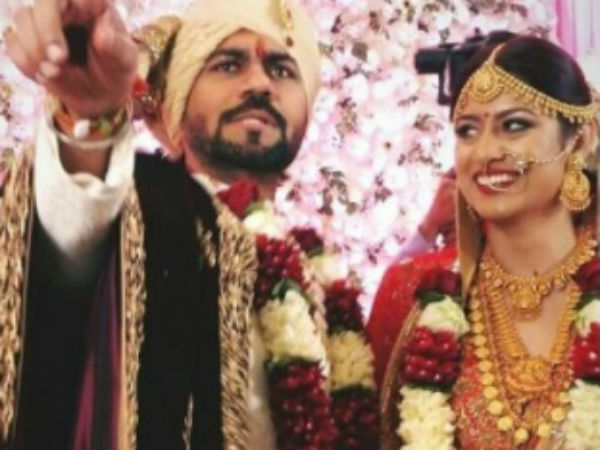 Former Bigg Boss contestant Gaurav Chopraa gets married