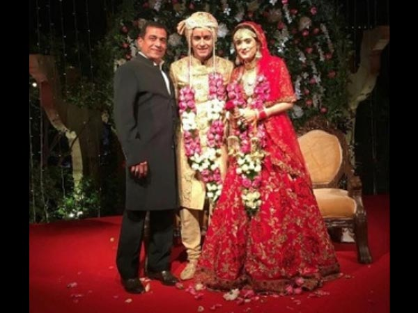 Pankhuri Awasthy And Gautam Rode Are Married. See Wedding Pics