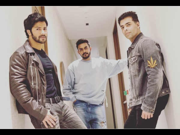 TWIST IN THE TALE! Varun Dhawan's Rannbhoomi Is A Reworked Version Of Karan Johar's Shuddhi?