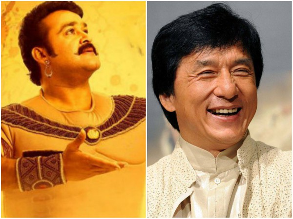 Mohanlal's Randamoozham: Jackie Chan To Be Part Of This Magnum Opus?