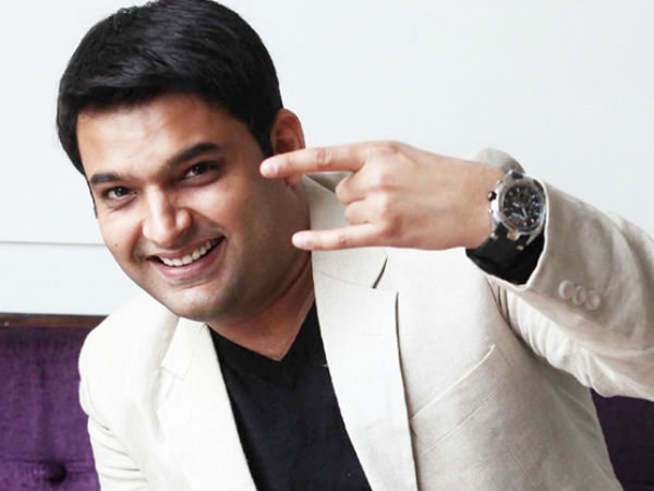Kapil & Makers Planning For A Bigger & Better Show!