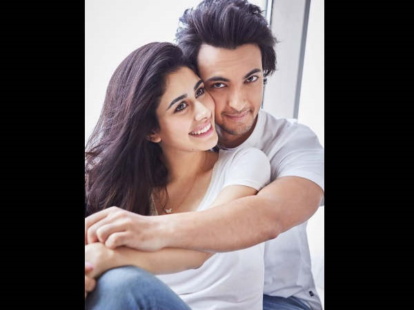 Salman Khan reveals first poster of Aayush Sharma's 'Loveratri'