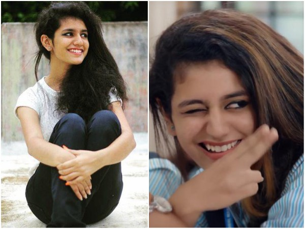 VIRAL! Priya Varrier's Oru Adaar Love Act Gets A Superstar Version!