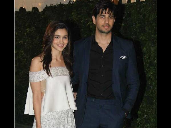 Aashiqui 3: Sidharth MalhotraIs Open To Work With Ex Alia Bhatt But The ScriptIs Still A Mystery!