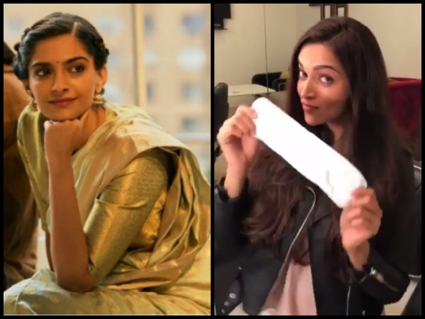 Sonam Kapoor DELETES Deepika Padukone's PadMan Video; Angry Fans Call Her 'JEALOUS & INSECURE'