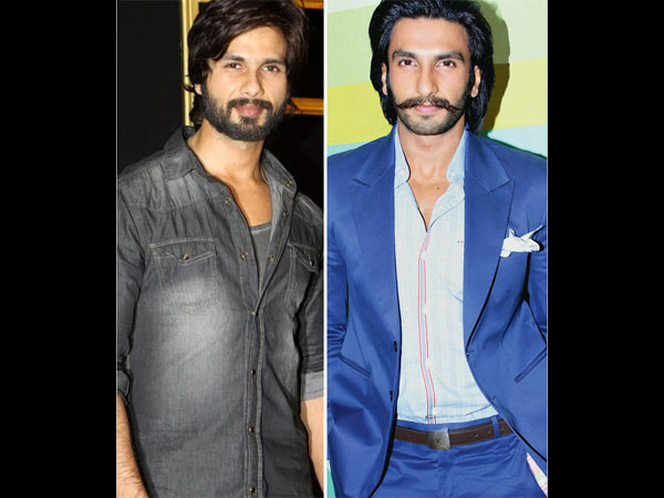 Shahid Was Insecure Even During The Making Of Padmaavat