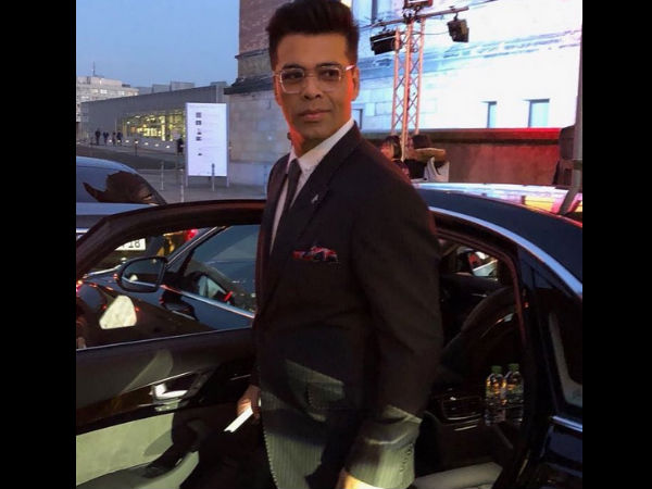 Dear Aamir Khan, Karan Johar Has Got Something Really Sweet Things To Say About You!