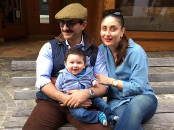 When The Couple Faced Backlash For Naming Their Son Taimur