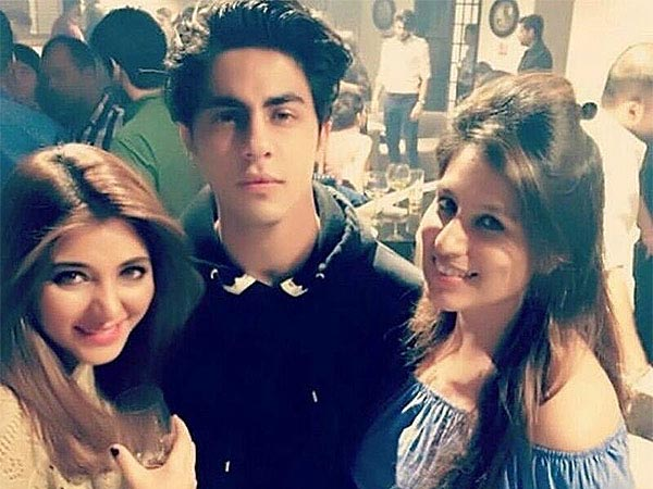 Pictures Galore With Aryan Khan