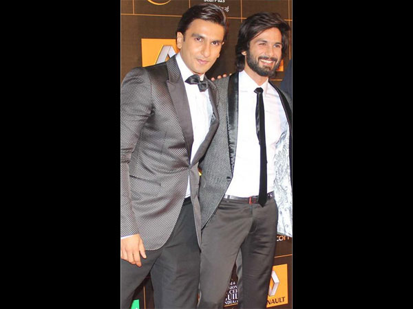 Shahid Spills What Brought Him & Ranveer Closer