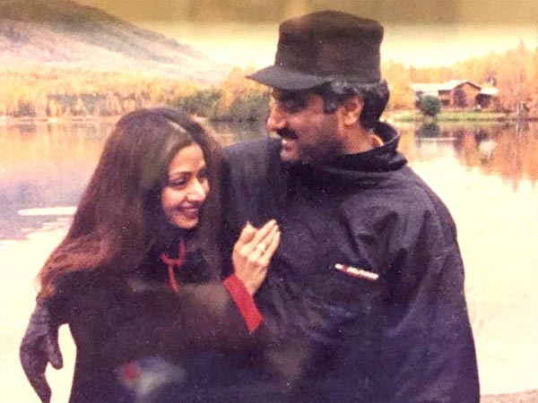 Boney Kapoor pens heartfelt goodbye note to wife Sri Devi