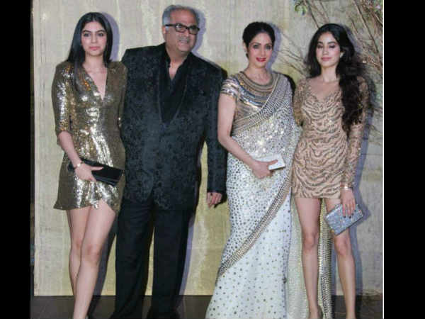 A Panicked Boney Kapoor Kept Calling Her Name..