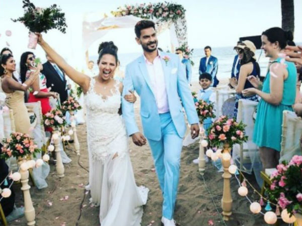 Keith Sequeira & Rochelle Rao Get Hitched!