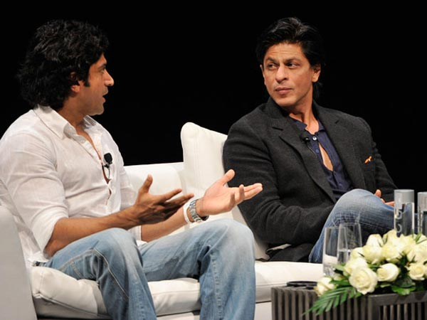 Busy Schedule For SRK & Farhan