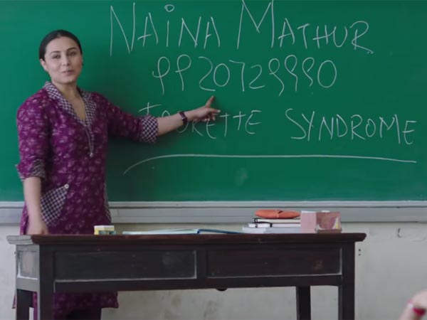 Hichki Live Audience Movie Review: Audience Give A Major Thumbs Up To Rani Mukerji