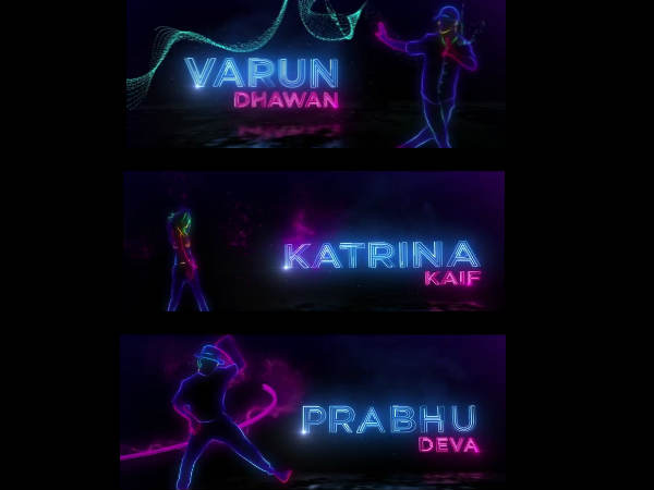 Varun Dhawan and Katrina Kaif to star in Remo's next dance film