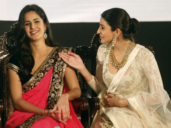 Is This What Anushka & Katrina Play In The Zero?