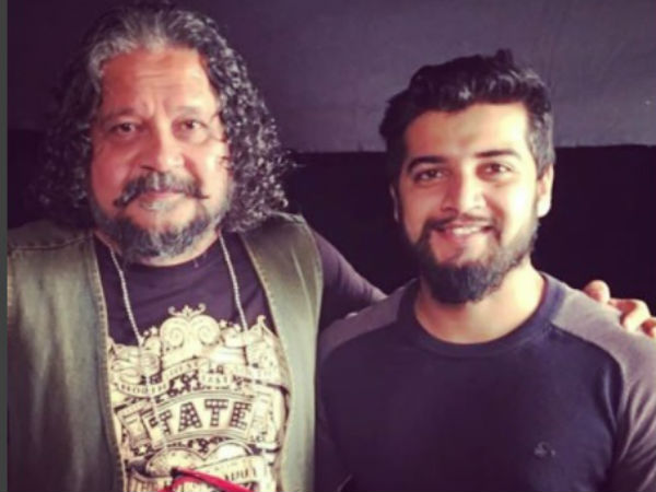 Amol Gupte Was Karan's Professor