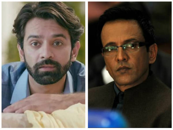 Barun Sobti & Kay Kay Menon In The Great Indian Dysfunctional Family